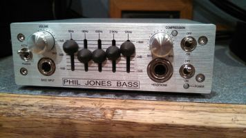 Phil Jones bass Buddy