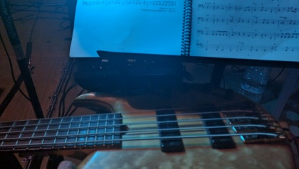 bass-and-music-stand